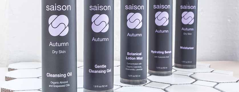 Saison Korean Beauty Organic Skincare