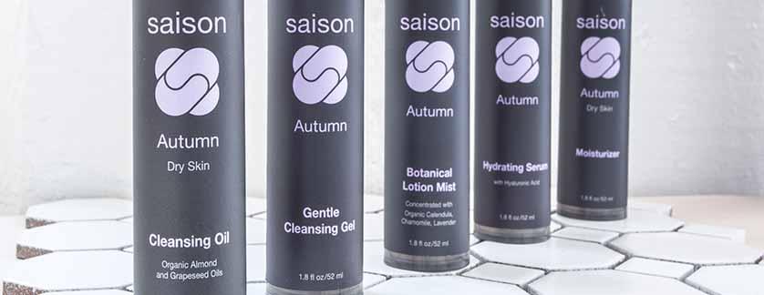 Saison K-Cali Organic Skincare
