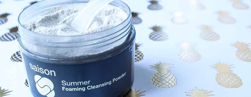 Premium Organic Cleansing Powders For All Seasons From Saison