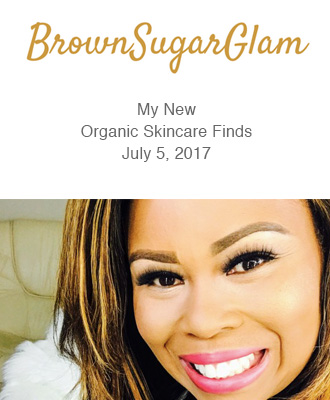 Saison Organic Skincare for Brown Sugar Glam
