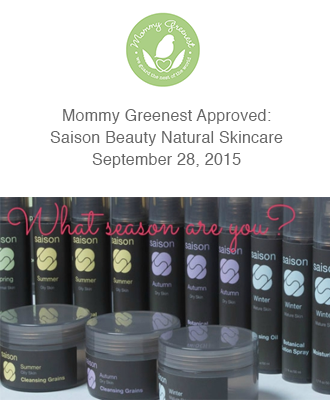 Saison in Mommy Greenest