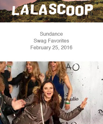 Saison Beauty at Sundance in La La Scoop