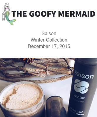 Saison Winter Collection in The Goofy Mermaid